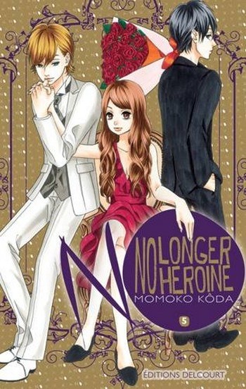 Couverture No longer heroine, tome 05