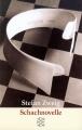 Couverture Le Joueur d'échecs / Nouvelles du jeu d'échecs Editions Fischer 2013