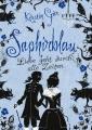 Couverture Trilogie des gemmes, tome 2 : Bleu saphir Editions Arena 2012