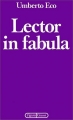 Couverture Lector in fabula Editions Grasset 1985