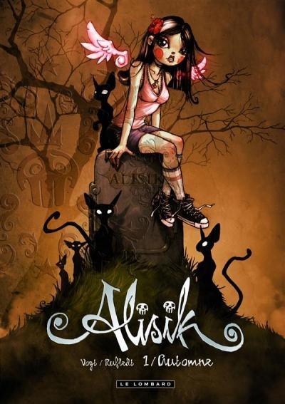 Couverture Alisik, tome 1 : Automne