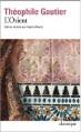 Couverture L'Orient Editions Folio  (Classique) 2013