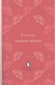 Couverture Evelina Editions Penguin books (English library) 2012