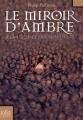 Couverture A la croisée des mondes, tome 3 : Le miroir d'ambre Editions Folio  (Junior) 2007