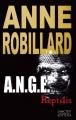 Couverture A.N.G.E., tome 02 : Reptilis Editions Lanctôt 2007