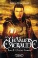 Couverture Les chevaliers d'émeraude, tome 05 : L'île des lézards Editions Michel Lafon 2013