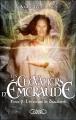 Couverture Les chevaliers d'émeraude, tome 09 : L'héritage de Danalieth Editions Michel Lafon 2013