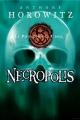Couverture Le pouvoir des Cinq, tome 4 : Necropolis Editions Hachette 2009