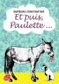 Couverture Et puis, Paulette... Editions Le Livre de Poche (Jeunesse) 2013