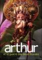 Couverture Arthur et les Minimoys, tome 4 : Arthur et la guerre des deux mondes Editions Intervista  2011