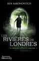 Couverture Le dernier apprenti sorcier, tome 1 : Les rivières de Londres Editions J'ai Lu 2012