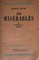 Couverture Les Misérables (4 tomes), tome 2 Editions Flammarion 1947