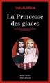 Couverture La princesse des glaces Editions Actes sud 2012