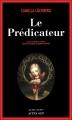 Couverture Le Prédicateur Editions Actes Sud (Actes noirs) 2013