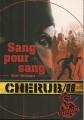 Couverture Cherub, tome 06 : Sang pour sang Editions Casterman 2010