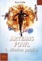 Couverture Artemis Fowl, tome 2 : Mission Polaire Editions Folio  (Junior) 2007