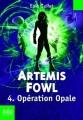 Couverture Artemis Fowl, tome 4 : Opération Opale Editions Folio  (Junior) 2007