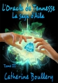 Couverture La saga d'Aila, tome 3 : L'Oracle de Tennesse Editions UPblisher (Fantasy, science-fiction) 2013