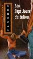 Couverture Les sept jours du talion Editions Alire 2002
