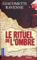 Couverture Commissaire Antoine Marcas, tome 01 : Le Rituel de l'ombre Editions Pocket (Thriller) 2006