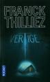 Couverture Vertige Editions Pocket (Thriller) 2012