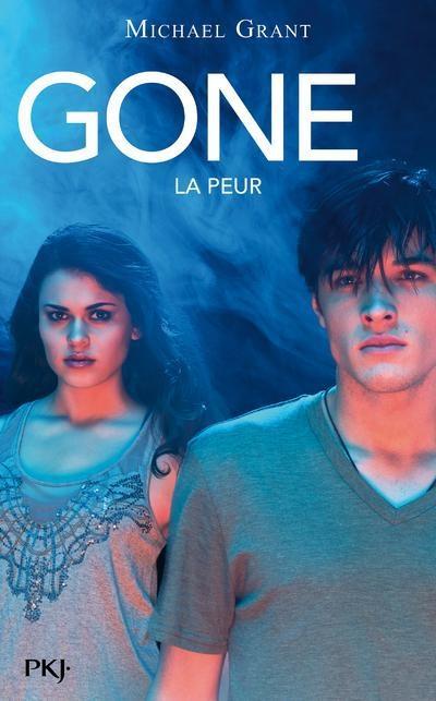 Couverture Gone, tome 5 : La Peur