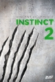 Couverture Instinct, tome 2 Editions Nathan (Blast) 2011