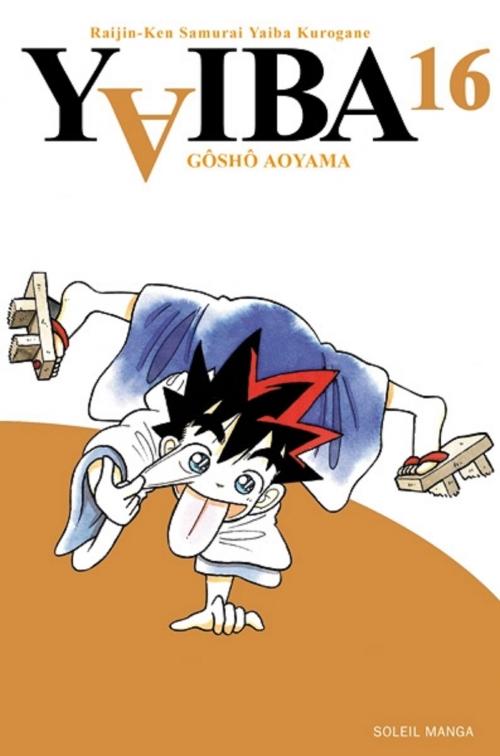 Couverture Yaiba, tome 16