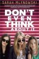 Couverture N'y pense même pas ! Editions Random House (Children's Books) 2014