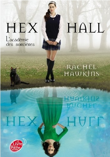 Couverture Hex Hall, tome 1