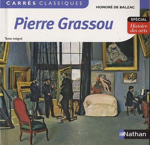 Couverture Pierre Grassou