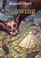 Couverture Silverwing, tome 2 : Sunwing : Les mensonges des humains Editions Bayard (Jeunesse) 2002