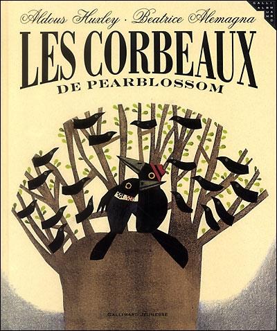 Couverture Les corbeaux de Pearlblossom