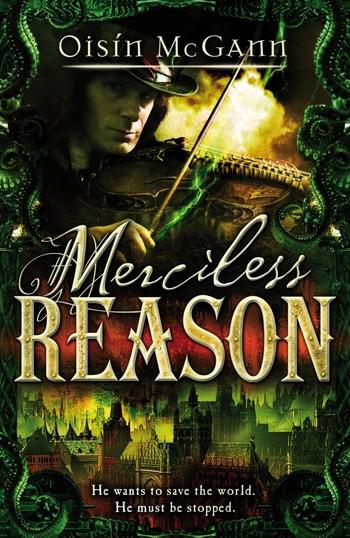 Couverture La Saga des Wildenstern, tome 3 : Merciless Reason