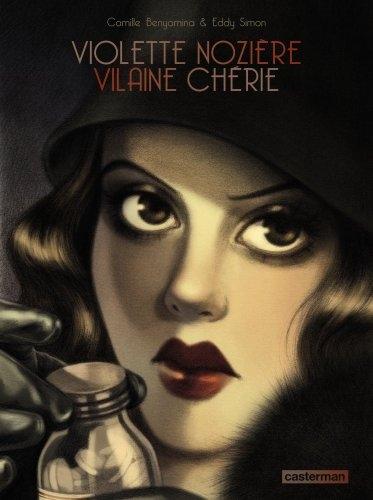 Couverture Violette Nozière, vilaine chérie