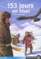 Couverture 153 jours en hiver Editions Flammarion (Castor poche - Aventure) 2002