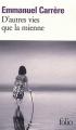 Couverture D'autres vies que la mienne Editions Folio  2010
