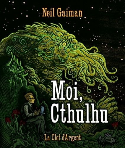 Couverture Moi, Cthulhu