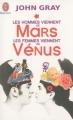 Couverture Les hommes viennent de Mars, les femmes viennent de Vénus Editions J'ai Lu 2011