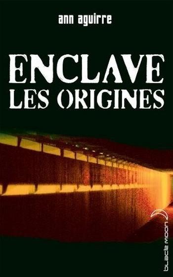Couverture Enclave, tome 0.5
