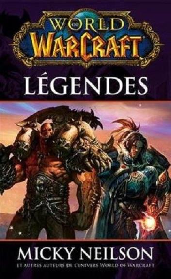 Couverture World of Warcraft : Légendes