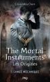 Couverture La Cité des Ténèbres / The Mortal Instruments : Les origines, tome 1 : L'ange mécanique Editions Pocket (Jeunesse) 2013
