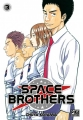 Couverture Space brothers, tome 03 Editions Pika 2013