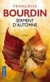 Couverture Serment d'automne Editions Pocket 2013