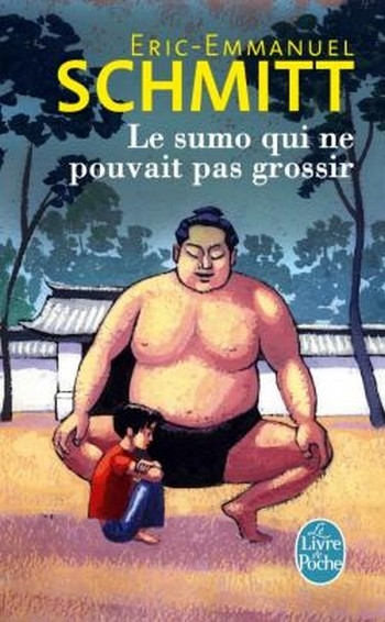 Couverture Le sumo qui ne pouvait pas grossir
