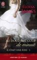 Couverture Il était une fois, tome 1 : Au douzième coup de minuit Editions J'ai Lu (Pour elle - Aventures & passions) 2012