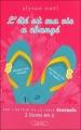 Couverture L'été où ma vie a changé Editions Michel Lafon 2012