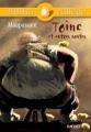 Couverture Toine et autres contes Editions Hachette (Biblio collège) 1999