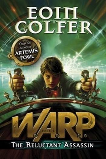 Couverture W.A.R.P, tome 1 : L'assassin malgré lui