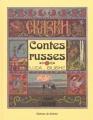 Couverture Contes Russes Editions Le Sorbier 2003
